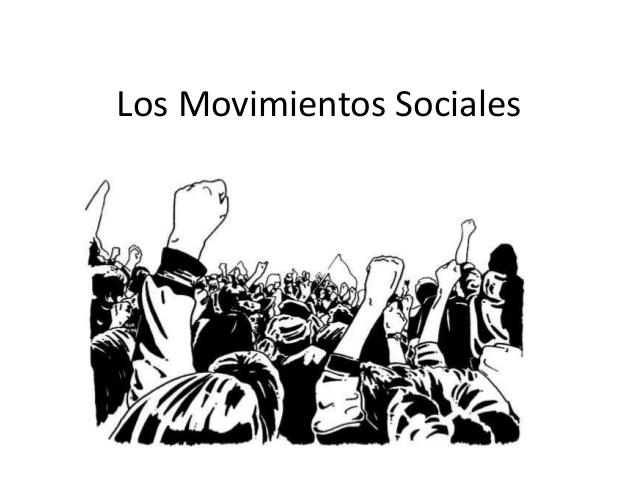 MOVIMIENTOS SOCIALES.. ENTRE EL ACTIVISMO O LA MILITANCIA.