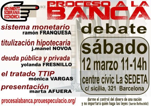 2016-03-12 debate proceso a la banca__CAST_cartel_web