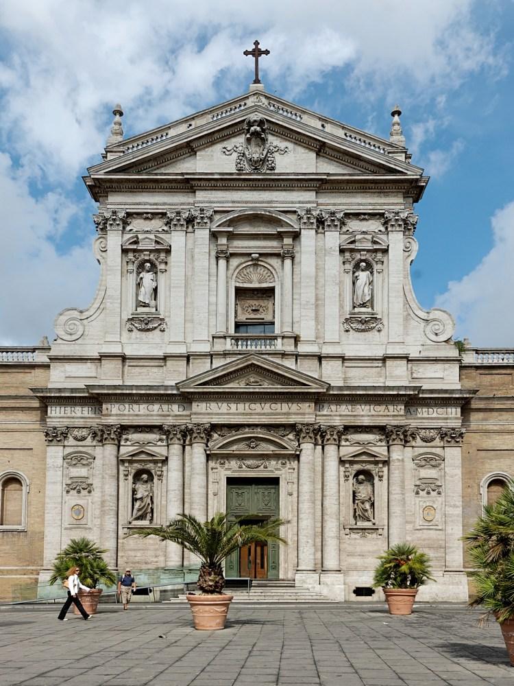 Santa Susanna: the American parish in Rome (1/2)