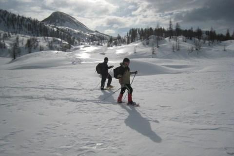 Ciaspolata Alpe Devero