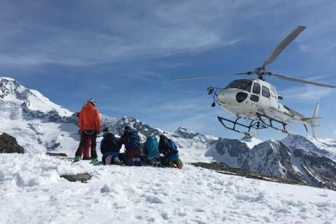HeliSki Monte Bianco Monte Rosa 2021