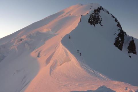 Monte Bianco Normale Italiana ESTATE 2021