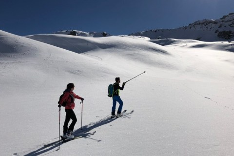 2° Corso Scialpinismo Base FEBBRAIO 2021