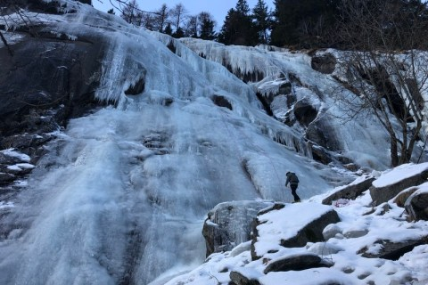 Ice Climbing Day Giornata Test 2021