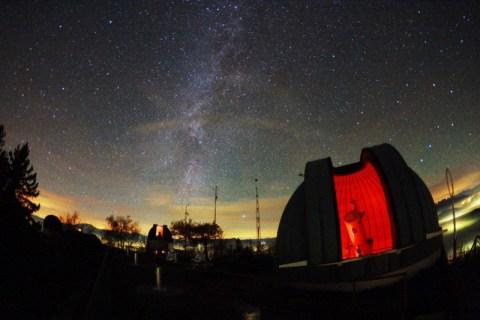 Tour Notturno all'Osservatorio Astronomico G. Schiaparelli
