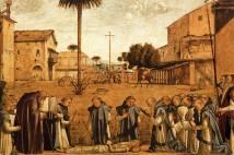 Carpaccio-2.- Funerals de Sant Jerònim-1502