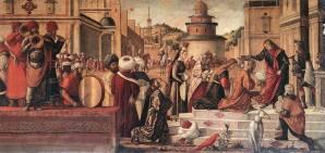 Carpaccio-6.-El baptisme dels selenites-1507