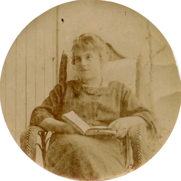 Portrait de Marie Nordlinger