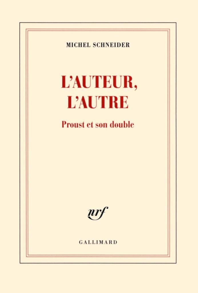 couverture de l'auteur, l'Autre de Michel Schneider
