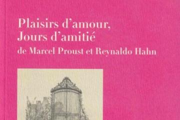 Plaisirs d'amour, Jours d'amité