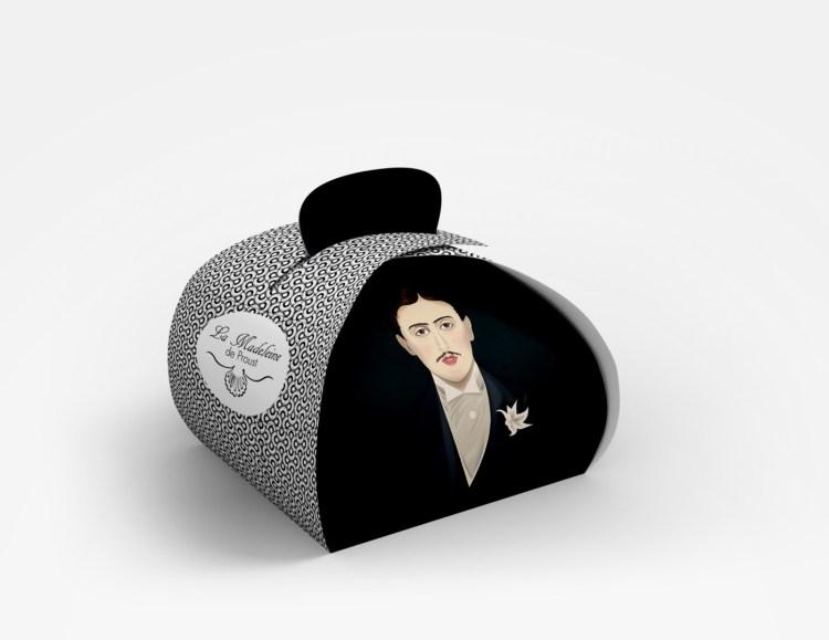 Bonbonnière de la Madeleine de Proust