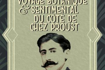 Voyage botanique & sentimental du côté de chez Proust, livre de Michel Damblant