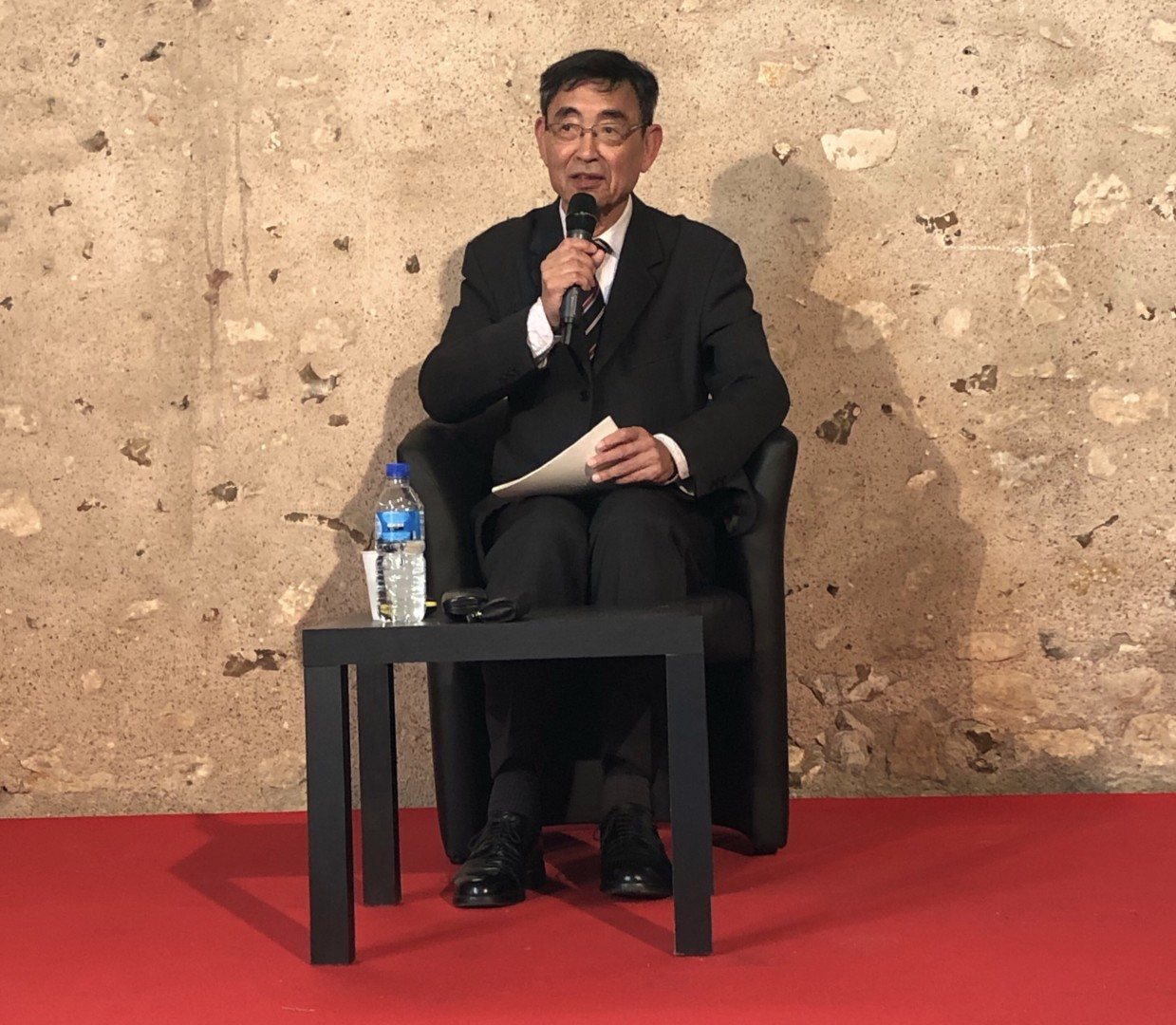 Entretien avec Kazuyoshi Yoshikawa - Proustonomics