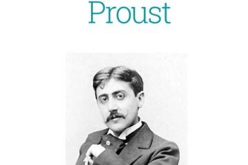 Couverture cahier de L'Herne Proust