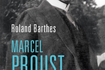 Couverture du Marcel Proust de Roland Barthes