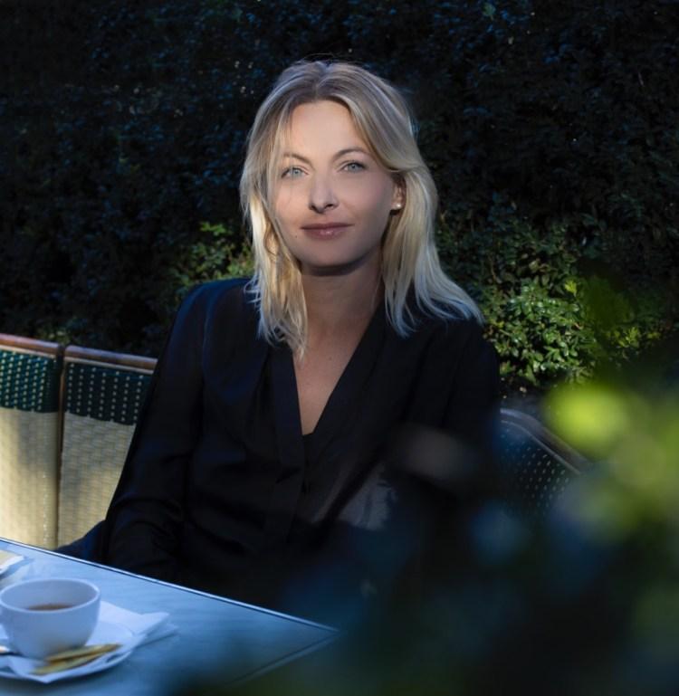 L'autrice Andrea Marcolongo