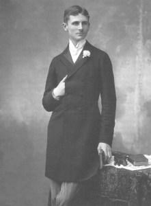 Portrait de Willie Heath