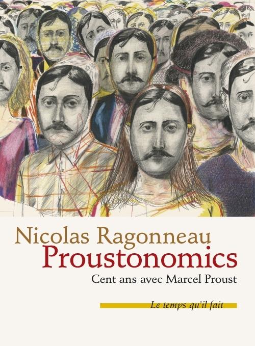 Couverture du livre Proustonomics