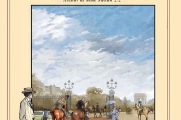 couverture de Autour de Mme Swann en BD