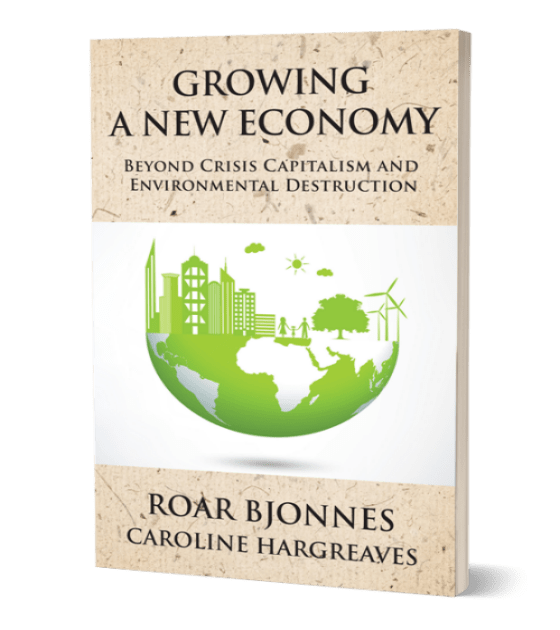 It's Time to Grow a New Economy