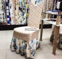 """Чехлы на стулья в стиле """"Прованс"""""""