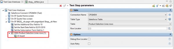 Salesforce CPQ testing | Provar