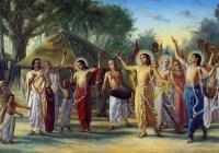 История Вайшнавизма