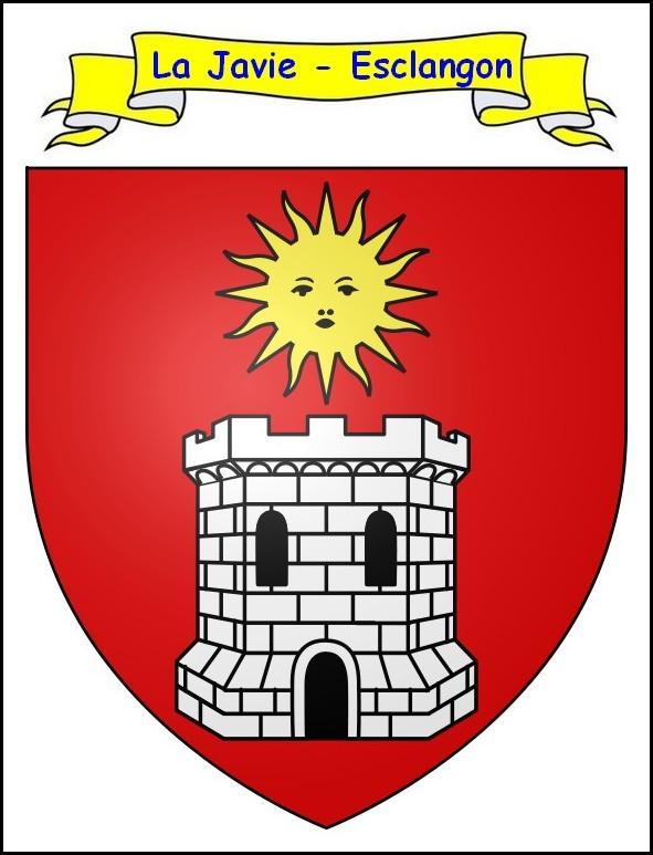 Blason La Javie