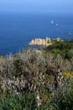 Cap Camarat. Ramatuelle (Var). Golfe de Saint-Tropez. © Serge Panarotto.