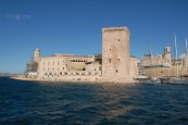 Fort Saint-Jean. Vieux-Port. Marseille. © Serge Panarotto.