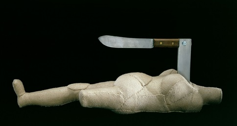 Louise_Bourgeois_Femme_Couteau_2002