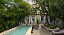 Hotel Particulier Luxury Central Arles