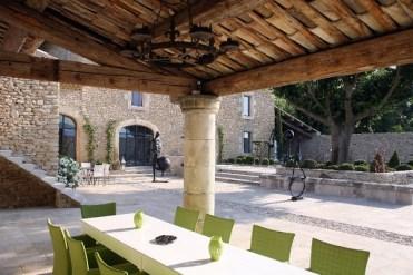 Provence Villa Rental Cabrieres D'Avignon10