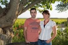 Caroline and Thomas