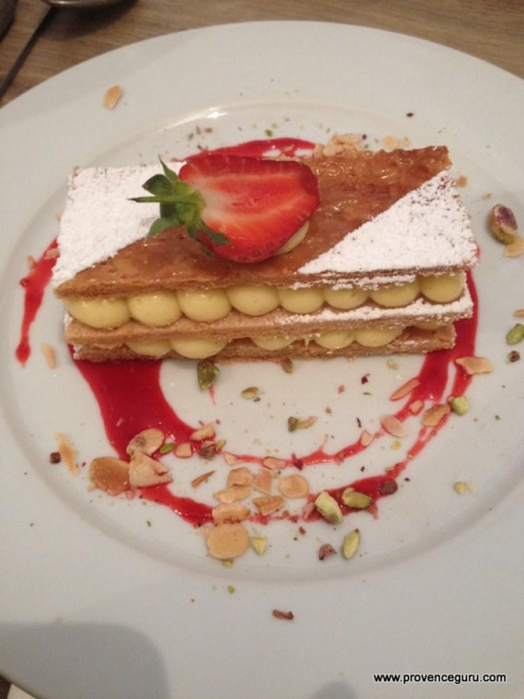 Le Millefeuille Restaurant Aix