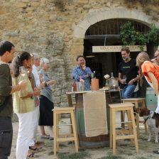 Wine Tasting with Provence Guru