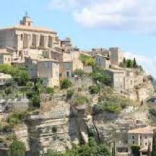 The village of Gordes