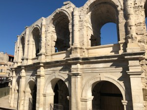 Roman Arena Arles - Top Places to see in Provence