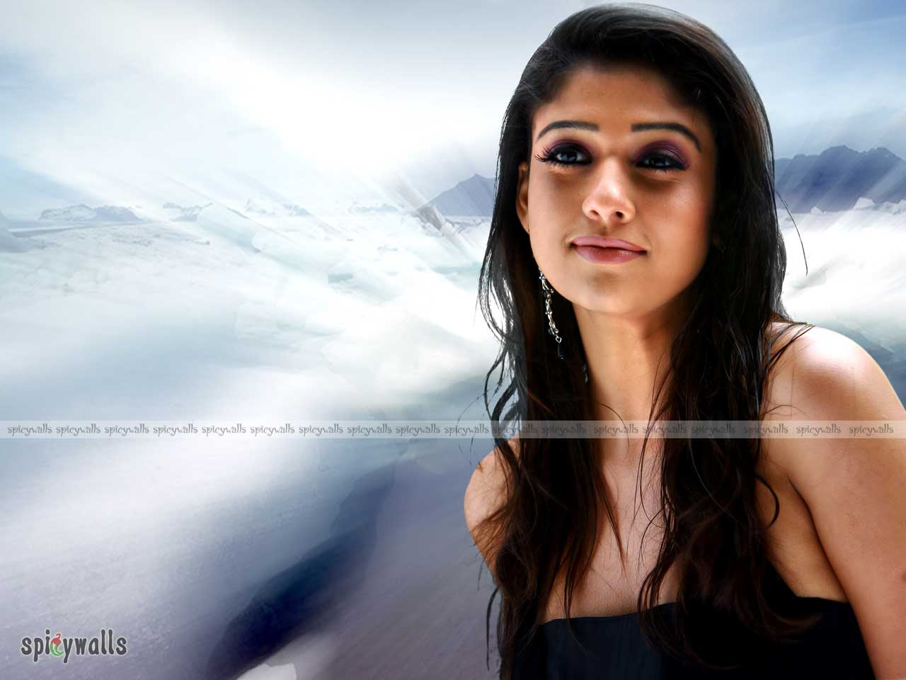 Nayanthara Hairstyles Indian Celebrity Actress Hairstyle