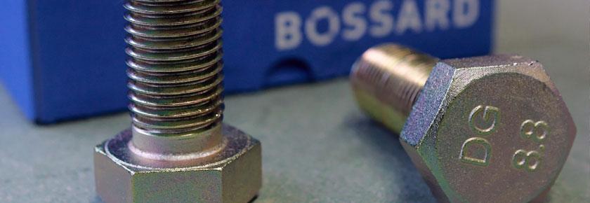 Kosteneinsparungen mit Bossard Engineering-Dienstleistungen