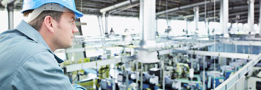 industrie 4.0 - smart factory logistics