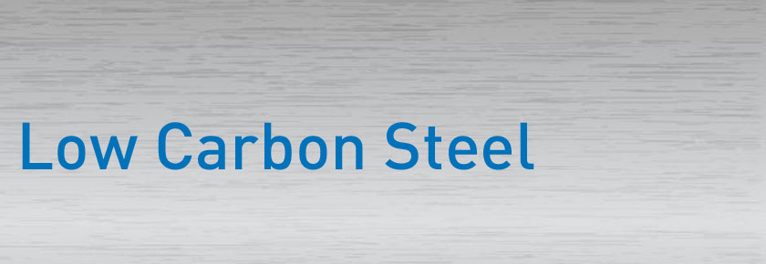 Low Carbon Steel for fasteners