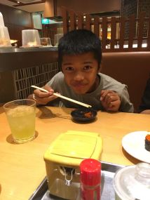 Oishi!