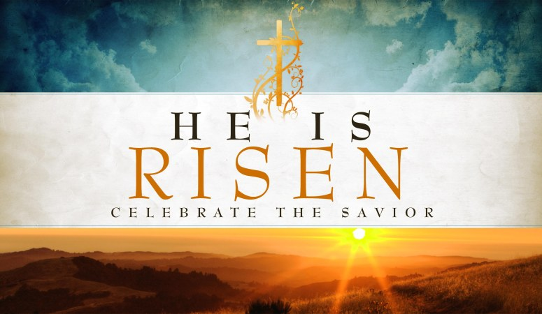 Happiest Resurrection Sunday 2016!
