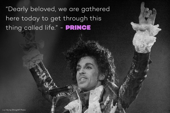Prince's Death…My Personal Reflection…What This Means For YOU! #purplerain ☔