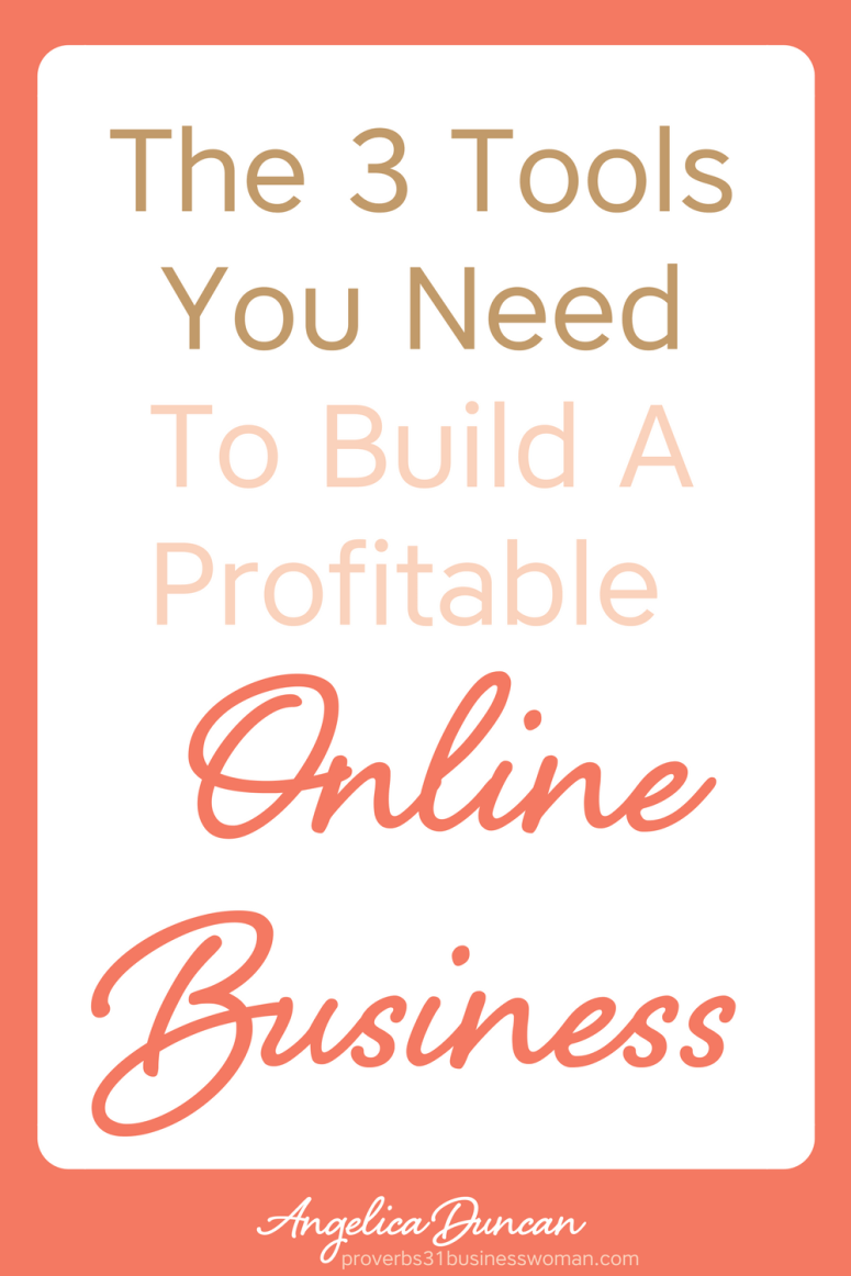 Ready to build your business? Let me show you where to start and how to build a profitable online business. I'm sharing 3 simple tools you need. Let's Go! #facebook #emailmarketing #mompreneur #onlinebusiness #wahm #womeninbusiness #christianbusiness #christianwomeninbusiness #christianentrepreneurs #proverbs31 #proverbs31woman #proverbs31businesswoman #proverbs31enrepreneur #p31 #angelicaduncan #silkoversteel #sos