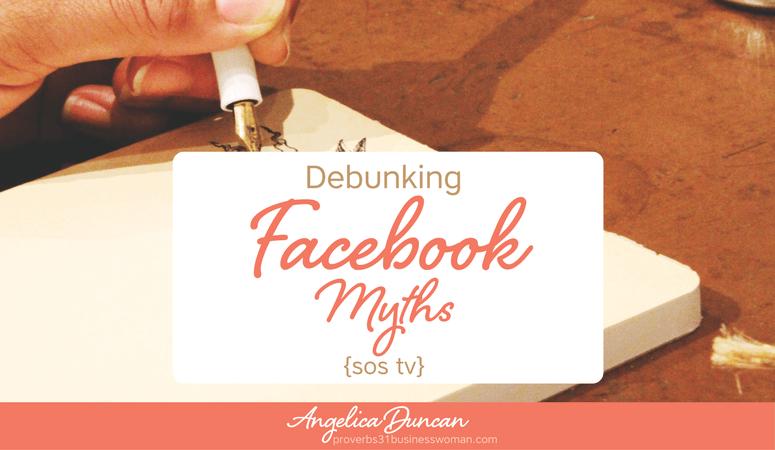 {SOS TV} Episode #4 – Debunking Facebook Myths