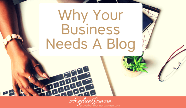 P31 TV | Why Your Business Needs A Blog {Video}