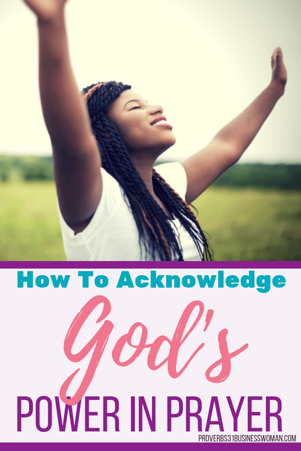 The Praying Woman Bible Study | The Doxology | Proverbs 31 Business
