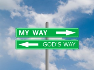 8 Ways to *Lose* Control...and Let God Take Control